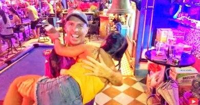 Chuck Wow LIVE IRL Pattaya Thailand