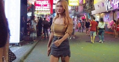 Pattaya Strolling Side toll road – Sunday Heart of the night Scenes
