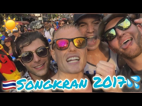 SONGKRAN 2017!! 💦 [EPIC PARTY CUT] Chiang Mai Thailand Water Competition & Nightlife @ Zoe Yellow Membership