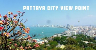 Most Dazzling Pattaya Check Point Pattaya Metropolis & Attractions Thailand 2019