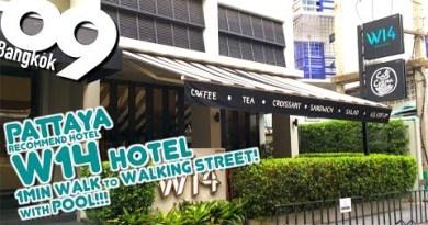 Pattaya W14 Resort / 1Min stroll to Strolling Toll road