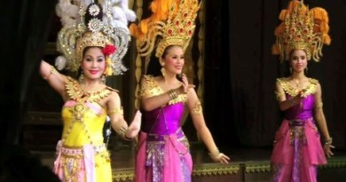 Thai Recurring Dancing and Soft Arts Video show | Nong Nooch Pattaya Thailand