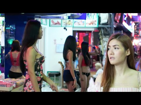 Pattaya Nightlife VLOG 26 (Walking Road, Soi 6, 7 and eight!)