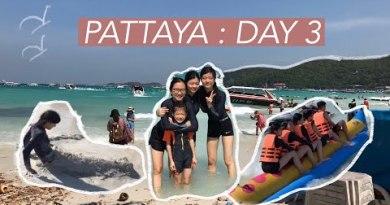 Pattaya, Thailand Day 3 VLOG#13 (4/12/2019) | Tiffany and Rachel