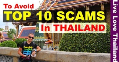High 10 scams to lead clear of in Thailand #livelovethailand
