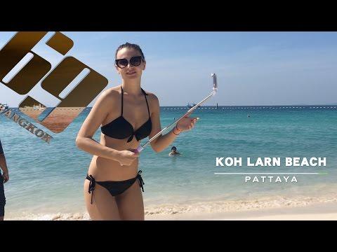 PATTAYA BEACH & KOH LARN , Thailand 2016 vlog 03