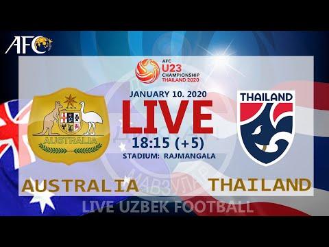 LIVE australia vs thailand/AFC U23 Championship 2020