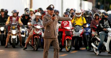 Thai king orders fresh traffic guidelines to curb congestion from royal motorcades