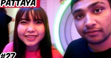 Enjoyable With Thai Girl in Pattaya | Pattaya Thailand | Walking Avenue 2019 | Ketan Singh Vlogs #27