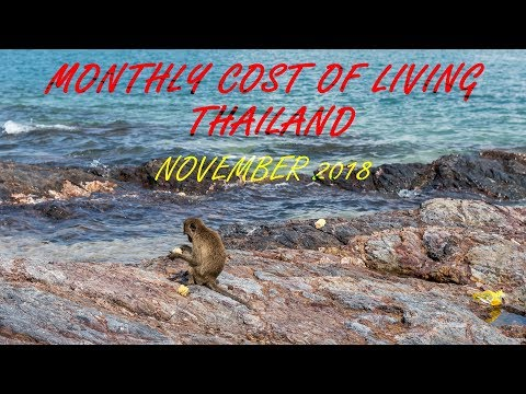 Monthly Budget | Fee of Residing in Thailand