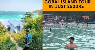 Coral Island Tour In Fee range 2500rs | pattaya strolling avenue 2020 | MUSCLES ON WHEELS