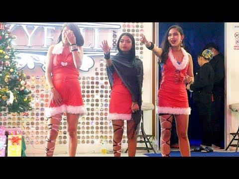 It be Christmas Time In Pattaya! – Pattaya Nightlife