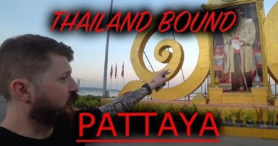 Off To Thailand – Pattaya – Land Of Smiles
