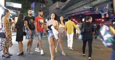 Existence trend Scenes in Pattaya 2020 Jan