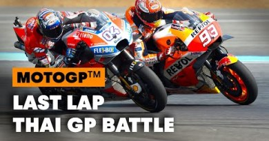 Thrilling Supreme-Lap Battles At The 2018 Thailand GP | MotoGP 2019