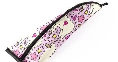 Cosmetic Bag For Make Up Cosmetic Bag Digital Printing Leather Medium Waterproof Personalized Cosmetic Bag Casual May