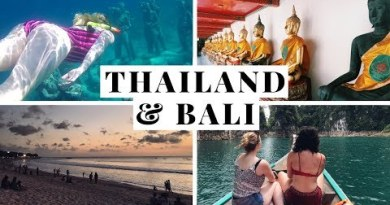 THAILAND AND BALI TRIP 2019