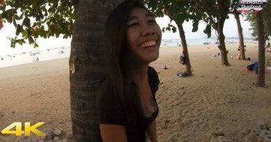 Pattaya's Coastline Avenue and Freelancers #7 2x How Worthy? [4K]