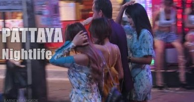 Pattaya Nightlife | Strolling Avenue 2am – 4am
