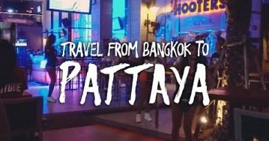 TRAVEL DAY TO PATTAYA FROM BANGKOK