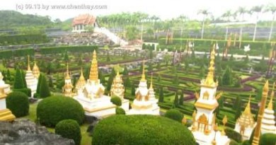 Thailand * Pattaya * Nong Nooch Village * Tropical Backyard and Zoo