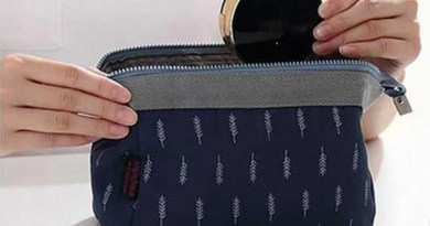 Cosmetic Storage Bag Waterproof Outdoor Travel Storage Bag Fashion Women Cosmetics Storage Bag Washing Kit Portable Cosmetic Bag