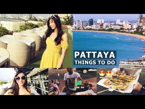 PATTAYA Thailand Budge Vlog 2020|Strolling Aspect road-Royal-Central Fest look forward to corona virus| DAYS2-3