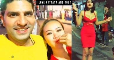 Why Indians plug to Pattaya   Pattaya Walking Avenue Nightlife in 2019   Guru Anjana