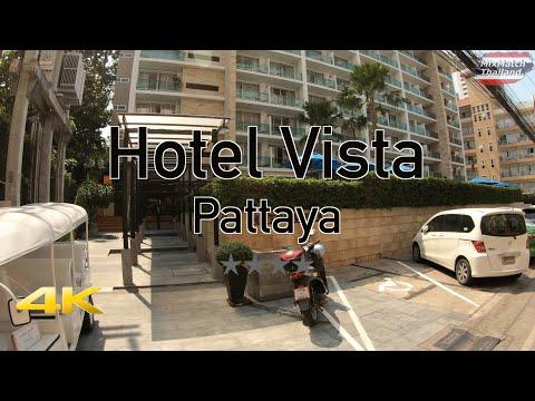 Pattaya Soi 4 – Visitor Good Hotel Vista 10/10 Ideal! [4K]