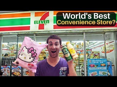 World's Handiest Convenience Store? (7-ELEVEN THAILAND)