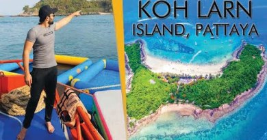 TOUR TO KOH LARN ISLAND PATTAYA THAILAND 2020 | Exploring great thing about koh lan island pattaya beach