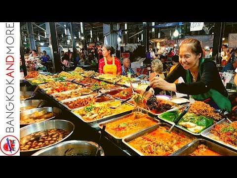 Pattaya Night Market | Thai Boulevard Meals 2020