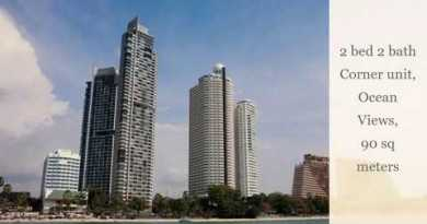 North Point Rent, Pattaya Wongamat Apartment CR178 Medium