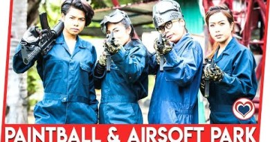 Paintball & Airsoft Park by Treasure Pattaya Thailand