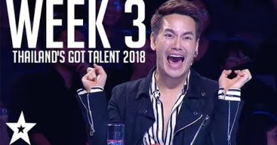 Thailand's Got Skill Auditions | WEEK 3 | Got Skill Global