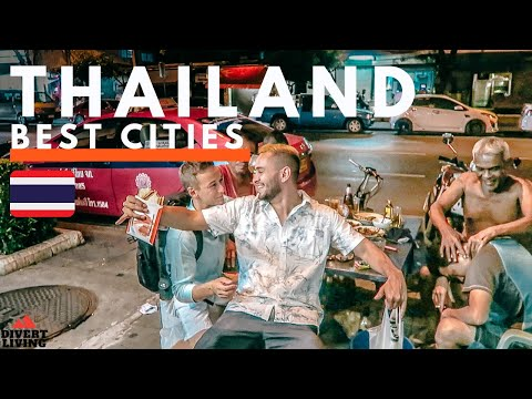 Bangkok or Chiang Mai ? Which is BEST Thailand Commute Destination 2019 🇹🇭