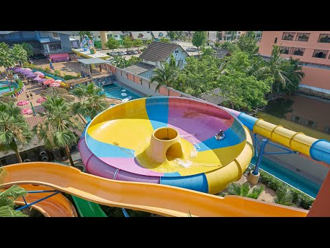 Usotel Waterland in Thailand (Asian Song Clip!)