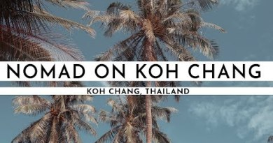 BEING A DIGITAL NOMAD IN LONELY BEACH ON KOH CHANG   TRAVEL VLOG #42
