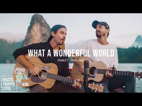 What A Ideal World – Tune Stir Admire (Phuket, Thailand) (Sam Cooke Acoustic Quilt)