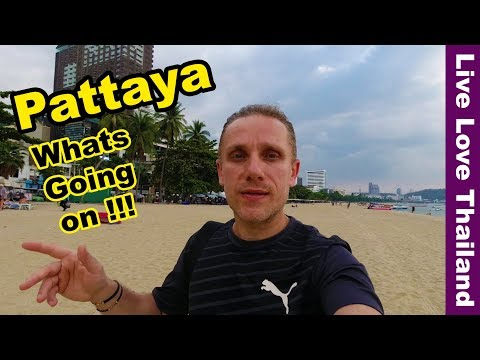 Pattaya Thailand – Whats occurring !!! #livelovethailand