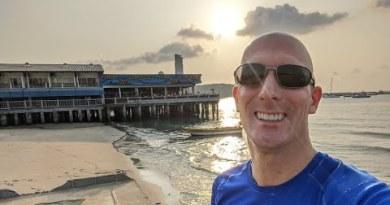 LIVE Sunset Coastline Stroll Pattaya Thailand