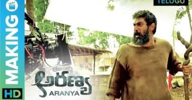 Shot In Thailand | Aranya – In the aid of The Scenes | Rana Daggubati | Prabu Solomon