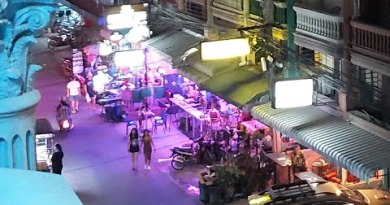 Saturday Night LIVE Pattaya IRL