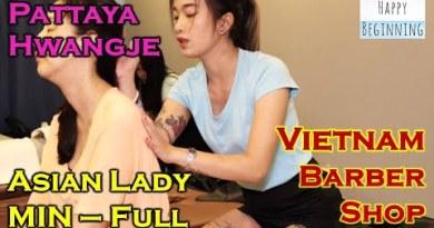 Vietnam Barber Store Min FULL VERSION – Hwangje (Pattaya, Thailand)