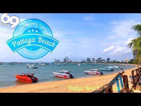 Pattaya Seaside Boulevard 2018/JULY / Stress-free Films