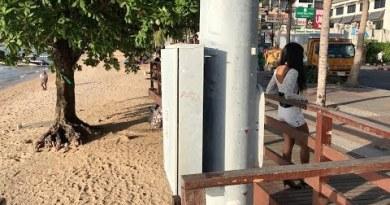 Thai Girls on Pattaya Seaside Avenue