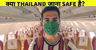 Coronavirus Outbreak: Is Thailand Superior To Fling Now? | Mumbai To Bangkok in barely 6800/- (Air India)