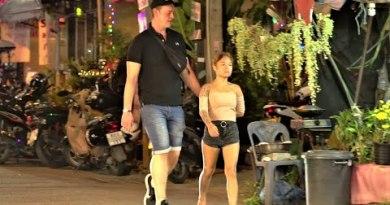Pattaya Walking Avenue and More… – Thailand 2020