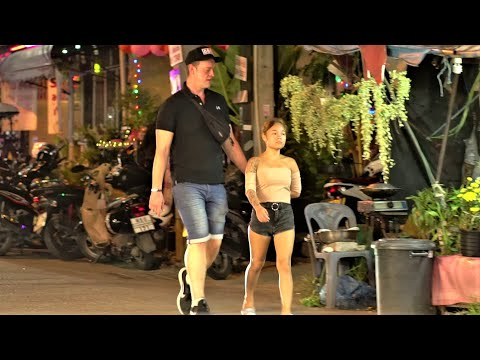 Pattaya Walking Avenue and More… – Thailand 2020