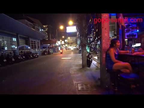 Soi Diana and Soi Buakhao-February 2020 Pattaya Evening time Stroll